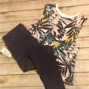 Workout 2-Piece Outfit | Old Navy